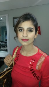 In-house Makeup